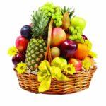 Assorted Fruits Basket